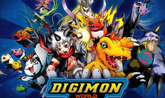 Game PC Digimon Adventure