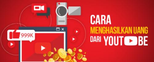 cara menghasilkan uang dari online
